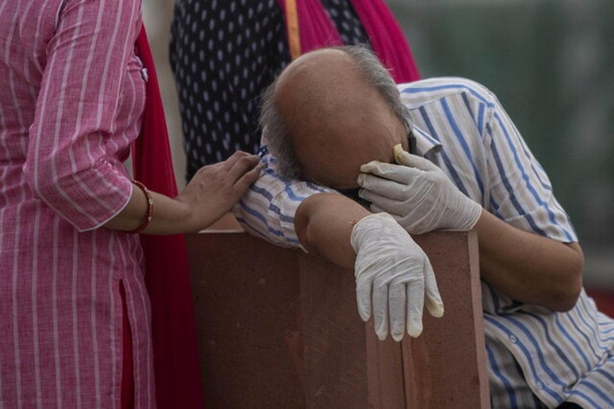شناسایی ۴۱۴ هزار مورد جدید کرونا در هند طی ۲۴ ساعت