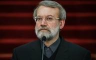 علت استعفای لاریجانی از سمت خود در توافقنامه ۲۵ ساله ایران و چین