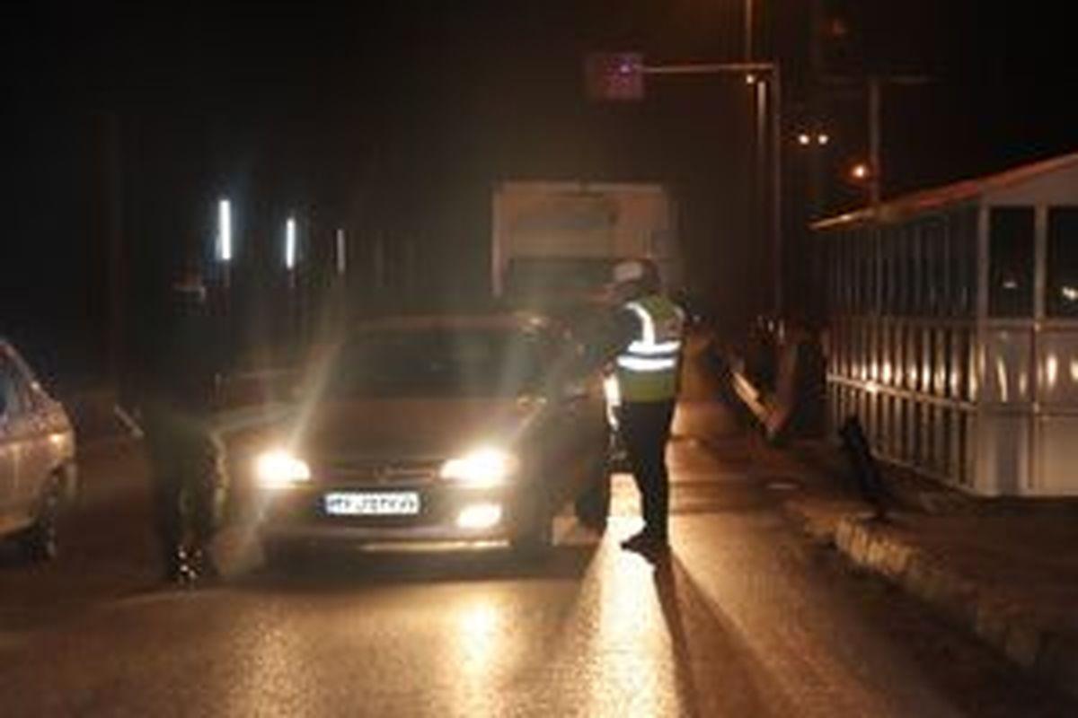 ساعات منع تردد شبانه در پایتخت |  بیش از ۶۲۰هزار خودروجریمه شدند