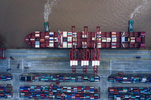 ارزش تجارت جهانی امسال ۹ درصد سقوط میکند