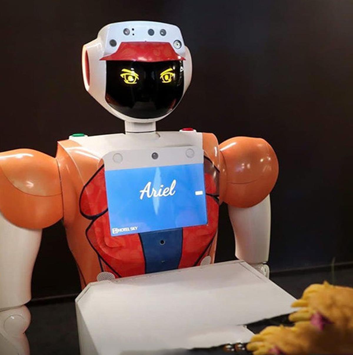 ماجرای روبات های پیش خدمت| ربات هایی که در آفریقا پیش خدمت شدند