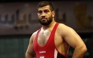 صادقزاده برای هفتمین مرتبه پهلوان ایران شد