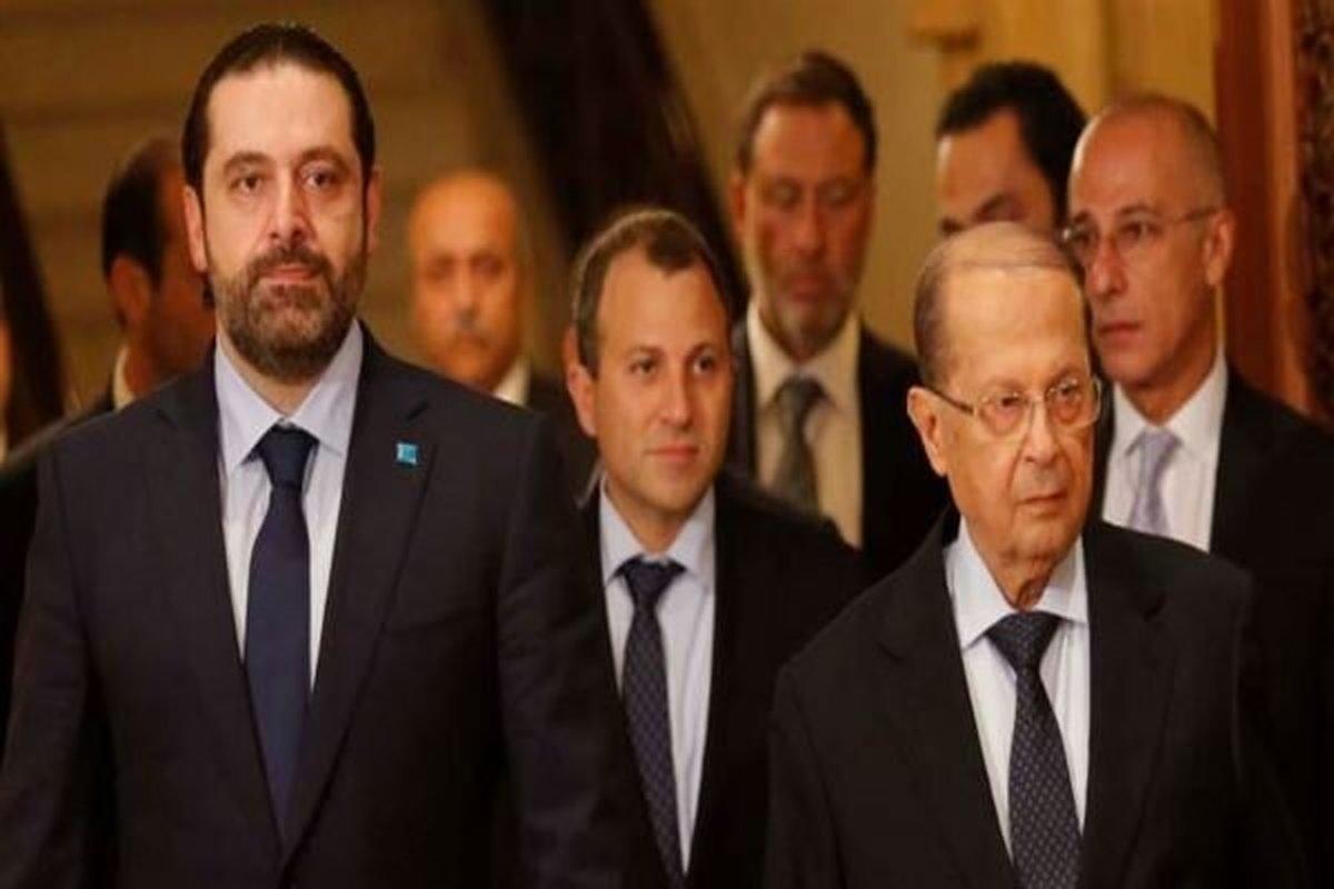 تکیه «حریری» بر حمایت خارجی در تشکیل کابینه