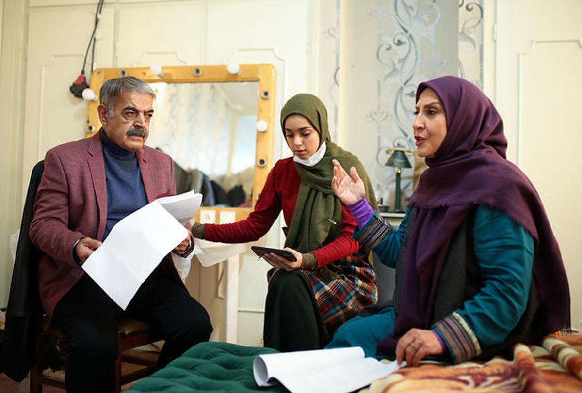 قهقه ی 7 میلیون ایرانی با خانواده گلابی