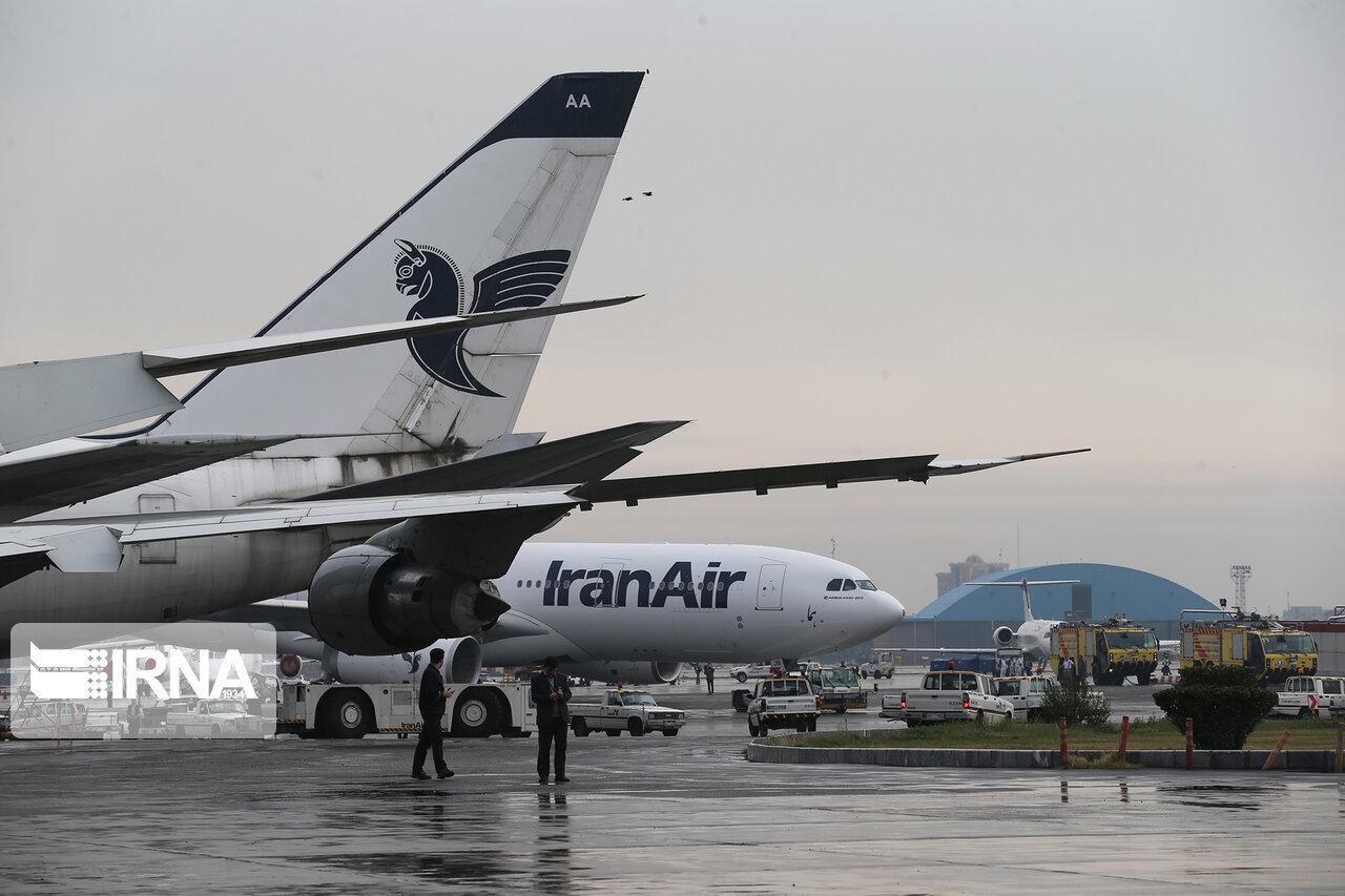 پروازهای بین المللی   |  در تیرماه امسال، تعداد پروازهای بینالمللی هما رشد ۶۰ درصدی داشته است.