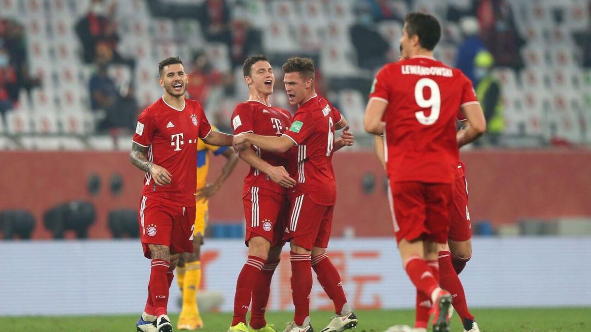 با فتح جام باشگاههای جهان؛ ۶گانه بایرن مونیخ تکمیل شد