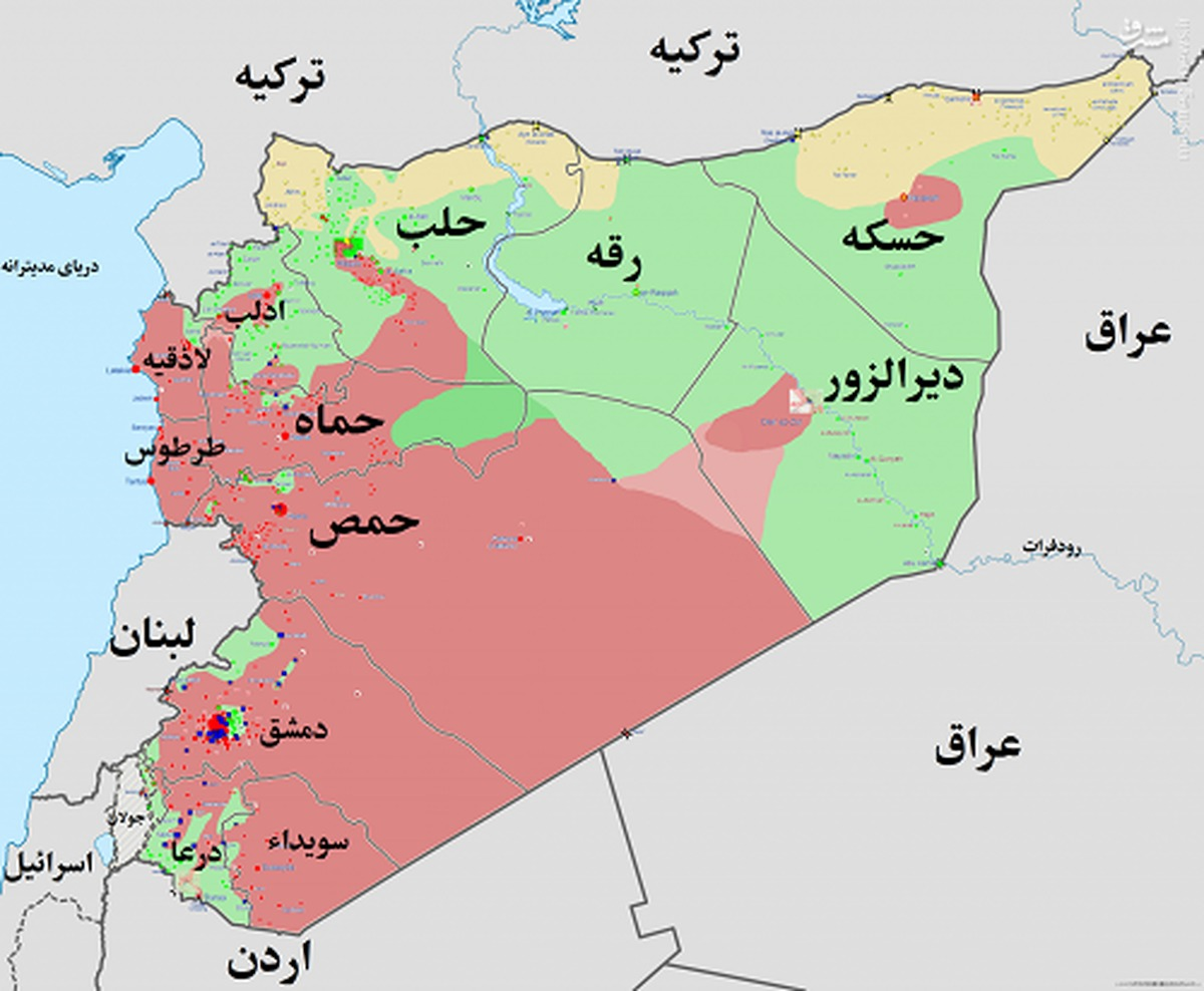 منبعی در سوریه امضای توافق صلح بین دمشق و تل آویو را تکذیب کرد
