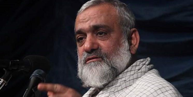 سردار نقدی  |  قاتل شهیدان امر به معروف کسانی هستند که مدیریت فضای مجازی کشور را به صهیونیستها سپردهاند .