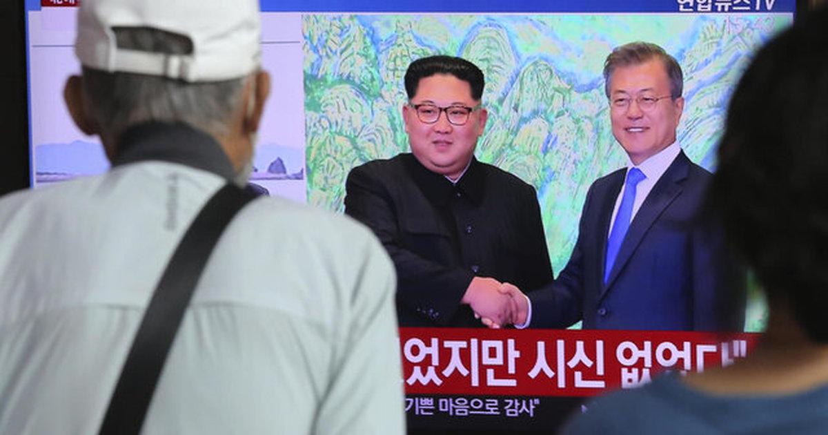 رئیس جمهور کره جنوبی پیش از دیدار با بایدن به کیم جونگ اون نامه نوشته بود