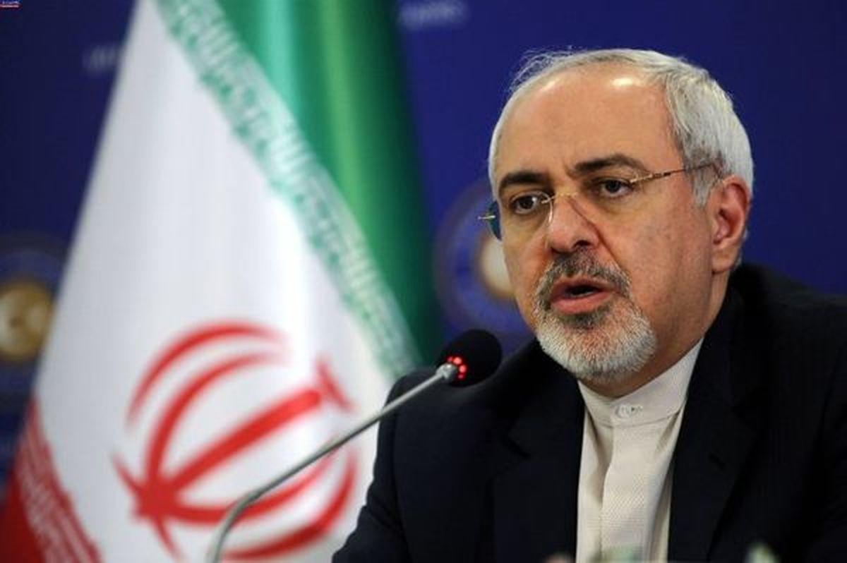 سخنرانی محمد جواد ظریف درشست میان دوره ای (مجازی) وزیران امور خارجه