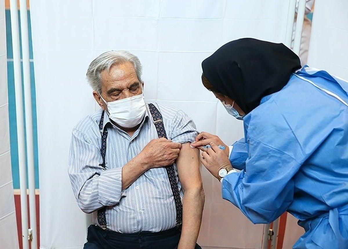 زالی: به ۱۳ میلیون واکسن دیگر برای پوشش کامل دو دوز تهران نیازمندیم