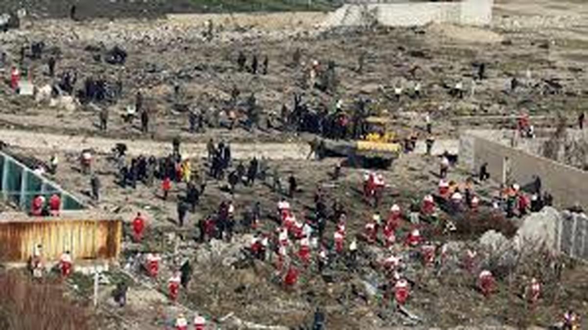 2 خطای انسانی عامل سقوط  هواپیمای اوکراینی  |   حمله سایبری و هک سامانه اثبات نشد