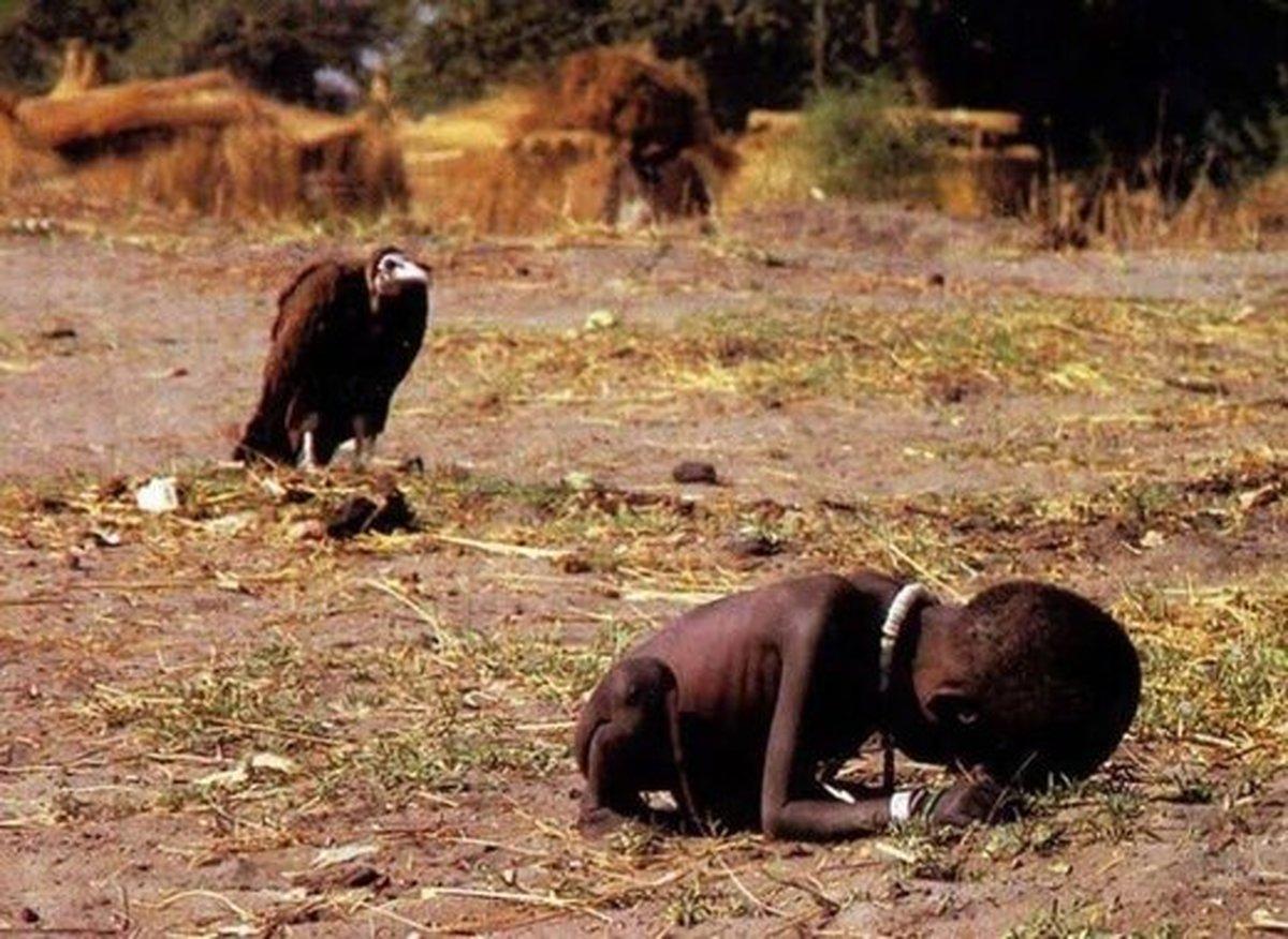 عکسی تکاندهنده که عکاسش خودکشی کرد!