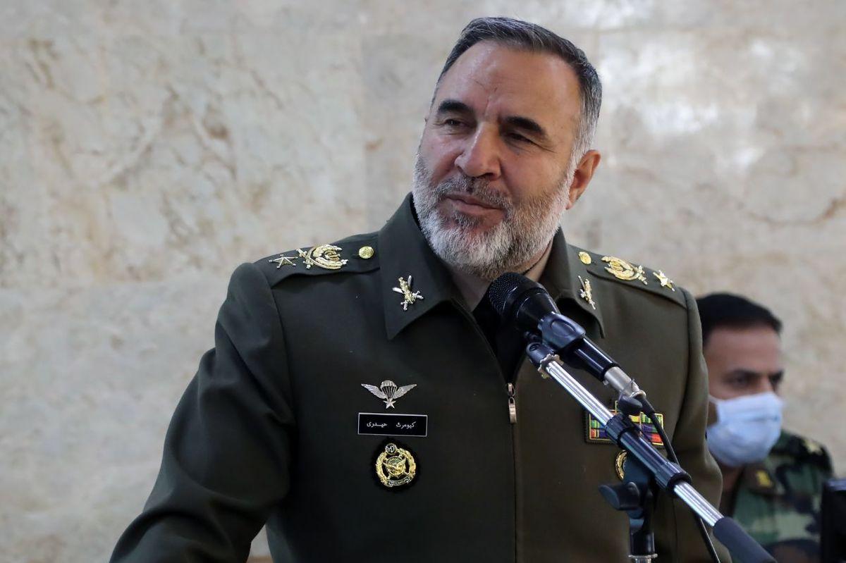 دستور احداث بیمارستان تنفسی ۱۰۰ تختخوابی در اصفهان توسط فرمانده ارتش