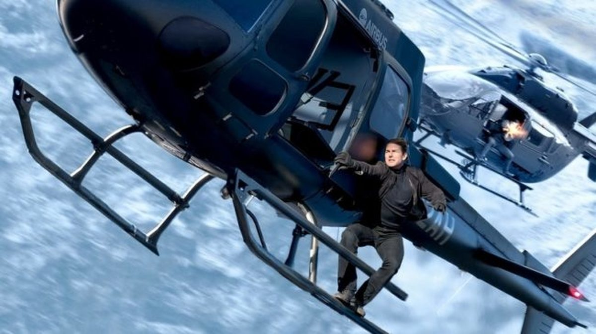 بدلکاری ترسناک و متهورانه تام کروز در « ماموریت غیرممکن 7 »