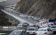 جاده چالوس در تعطیلات عید فطر یکطرفه میشود