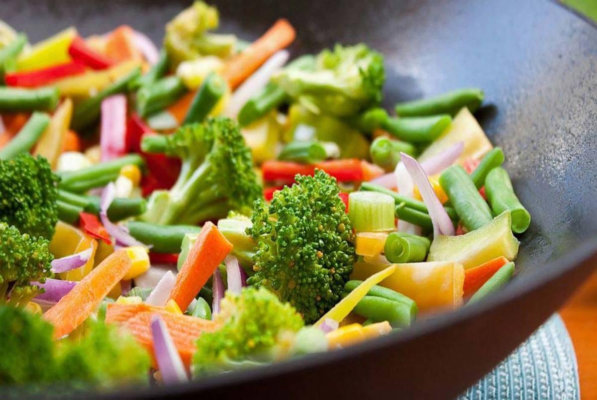 گیاه خواری یک رژیم مناسب برای مقابله با کرونا