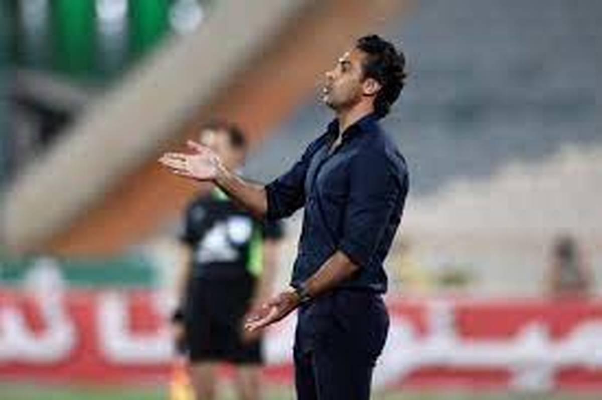 مجیدی: داربی نقل و انتقالات را بردیم قاسمینژاد بازیکن بزرگ و تاثیرگذاری است