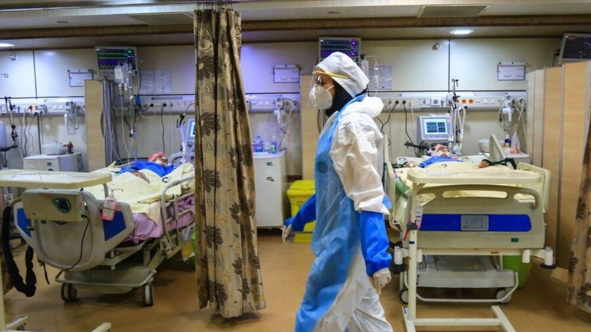 احتمال تشدید پیک چهارم کرونا با ویروس جهش یافته |  آغاز پیک جدید در خوزستان