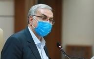 وزیر بهداشت: شرط ورود به ایران  تزریق دو دُز واکسن است
