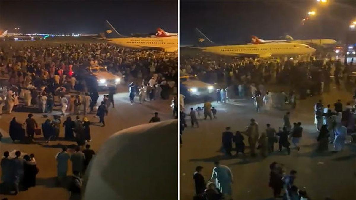 رویترز: حداقل ۵ نفر در پی تیراندازی در فرودگاه کابل کشته شدند