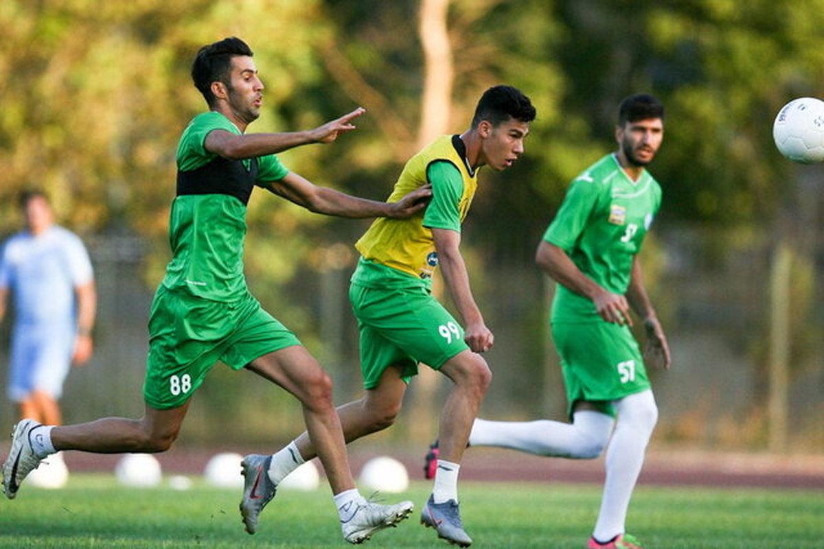 فوتبال     بازیکن استقلال به نساجی پیوست