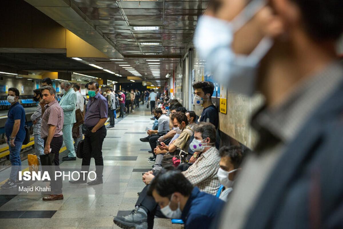 افزایش ۱۰ درصدی مسافران مترو در اولین روز آغاز سال تحصیلی