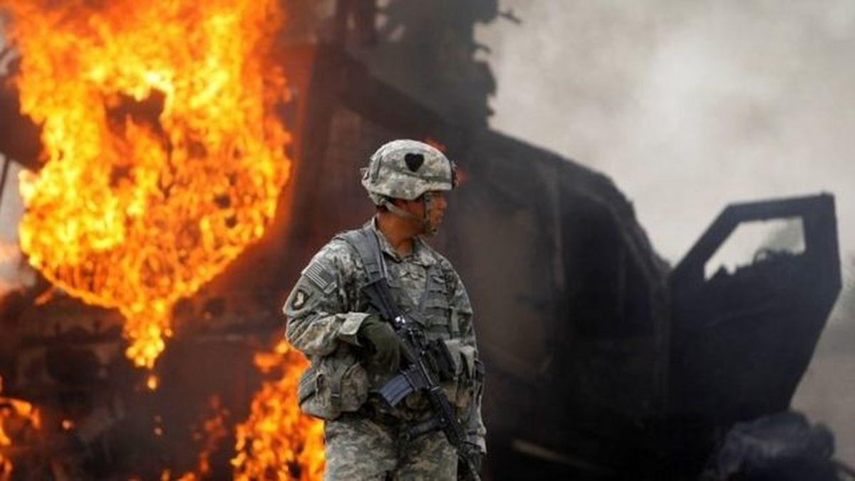 خروج اغلب کارکنان سفارت آمریکا در کابل از افغانستان طی ۷۲ ساعت آینده