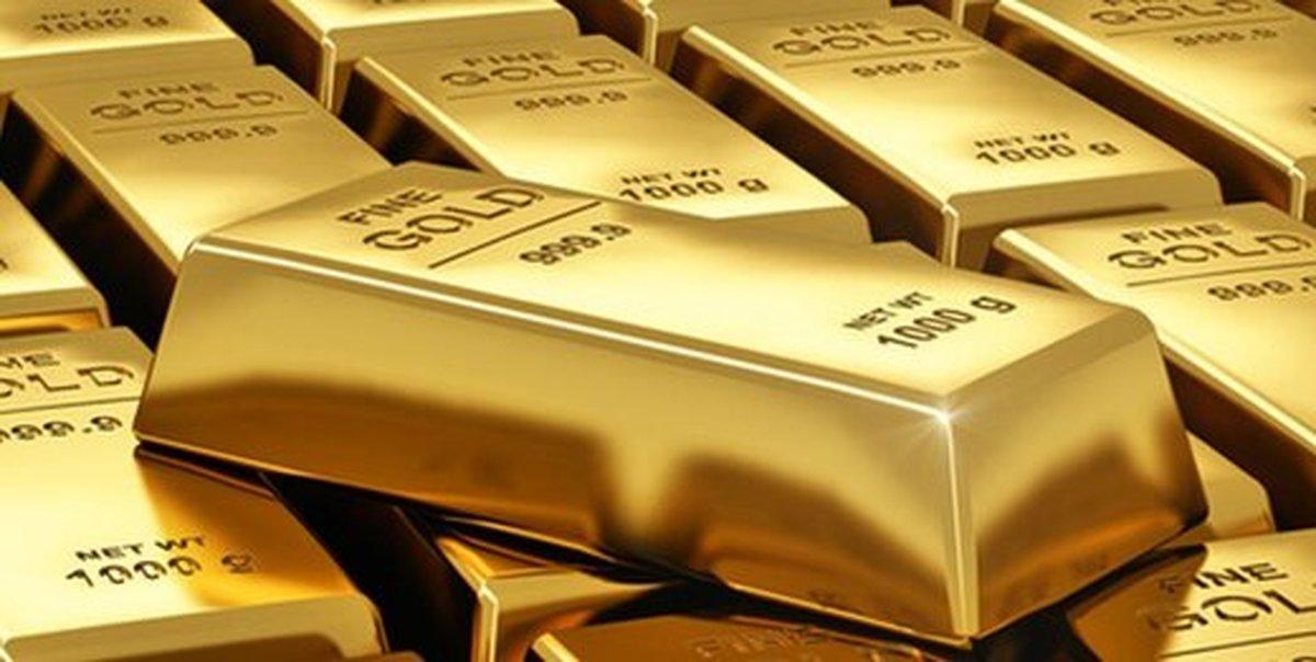 قیمت جهانی طلا تقویت شد|هر اونس ۱۸۰۸ دلار