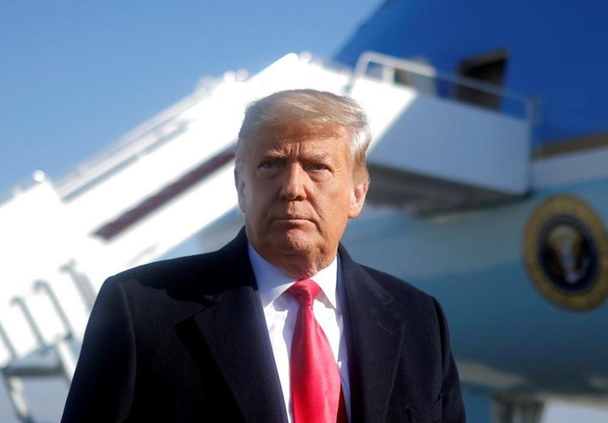 رویترز: ترامپ قصد ندارد خودش را عفو کند