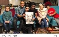 تصویر رامبد جوان و نگار جواهريان بعد از شایعه جدایی