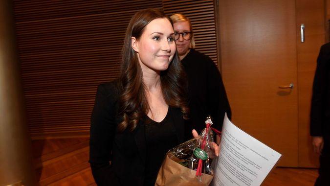 چرا در فنلاند یک خانم 34 ساله می تواند نخست وزیر شود؟