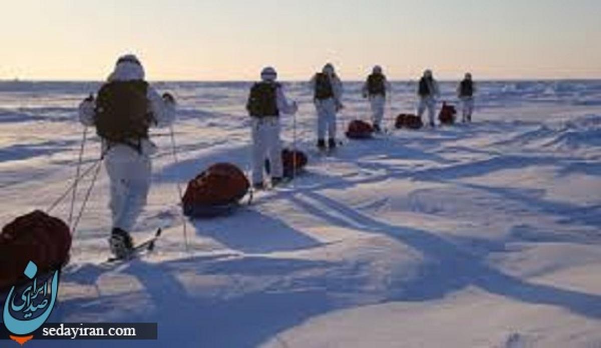 اینترنت پرسرعت در قطب شمال فراهم شد