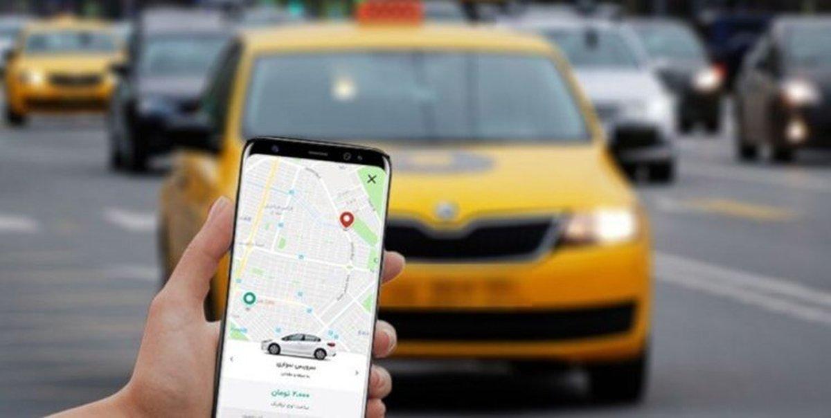 کرایه تاکسیهای اینترنتی هم گران شد؟