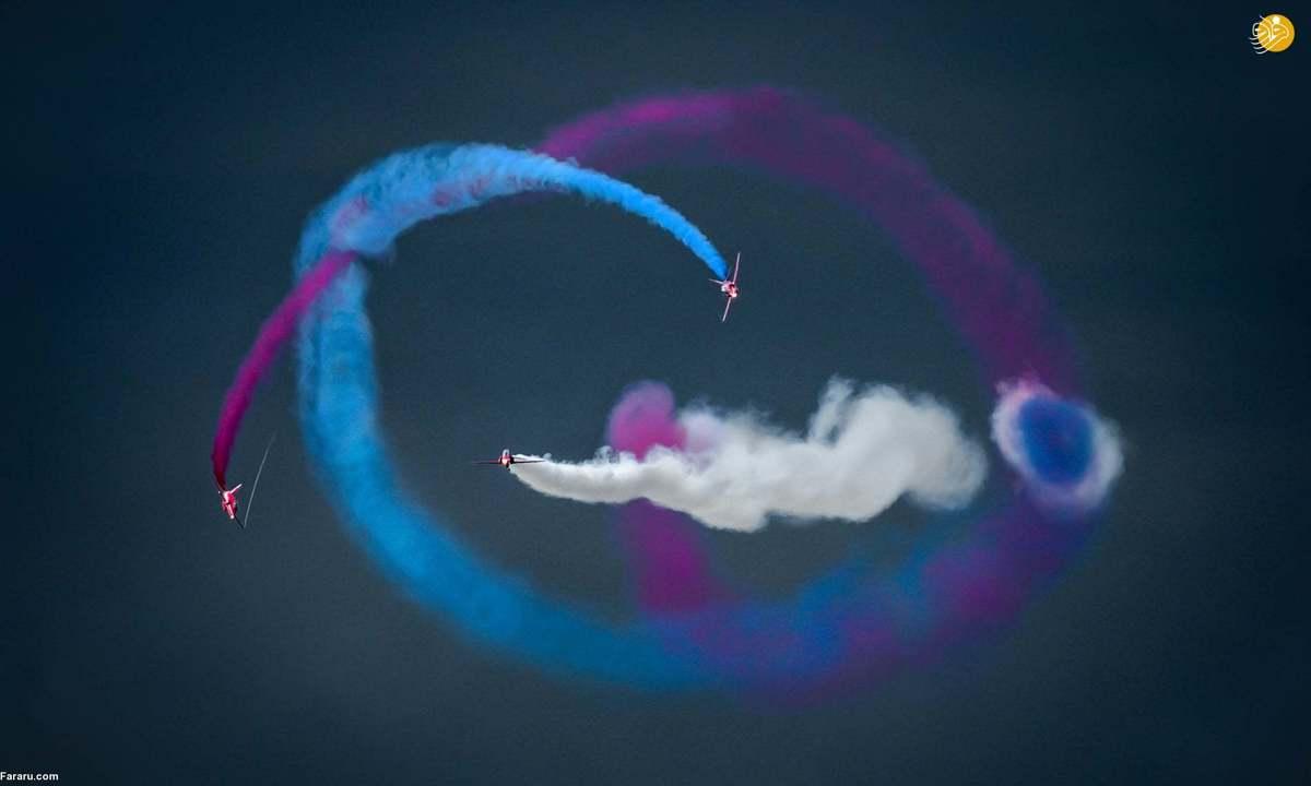 تصاویر برتر مسابقه عکاسی نیروی هوایی در سال ۲۰۱۹