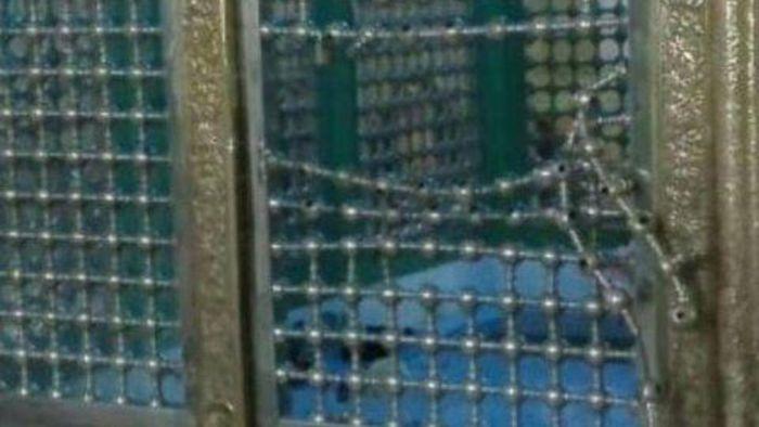 سرقت از یک امامزاده در ارومیه