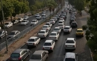 ترافیک سنگین از جنوب به شمال محورهای هراز و فیروزکوه/ شنبه هراز یک طرفه میشود