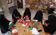 بابانوئل و عروسک، هدیه زنان مسلمان غزه به مسیحیان