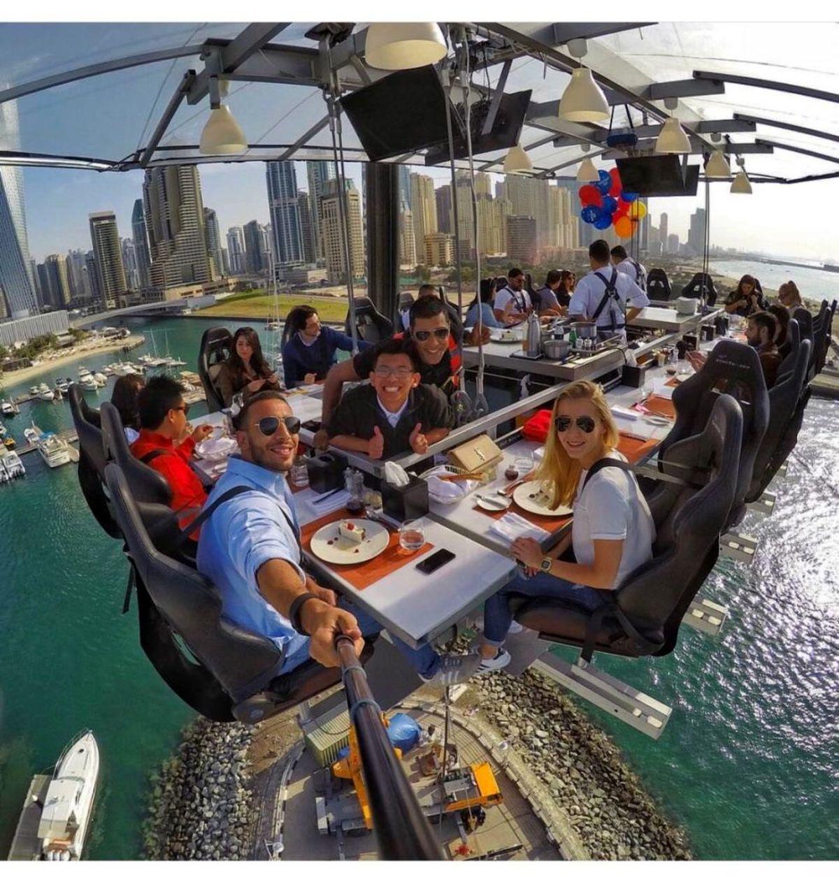 ویدئو : شبکههای اجتماعی و صنعت گردشگری در امارات