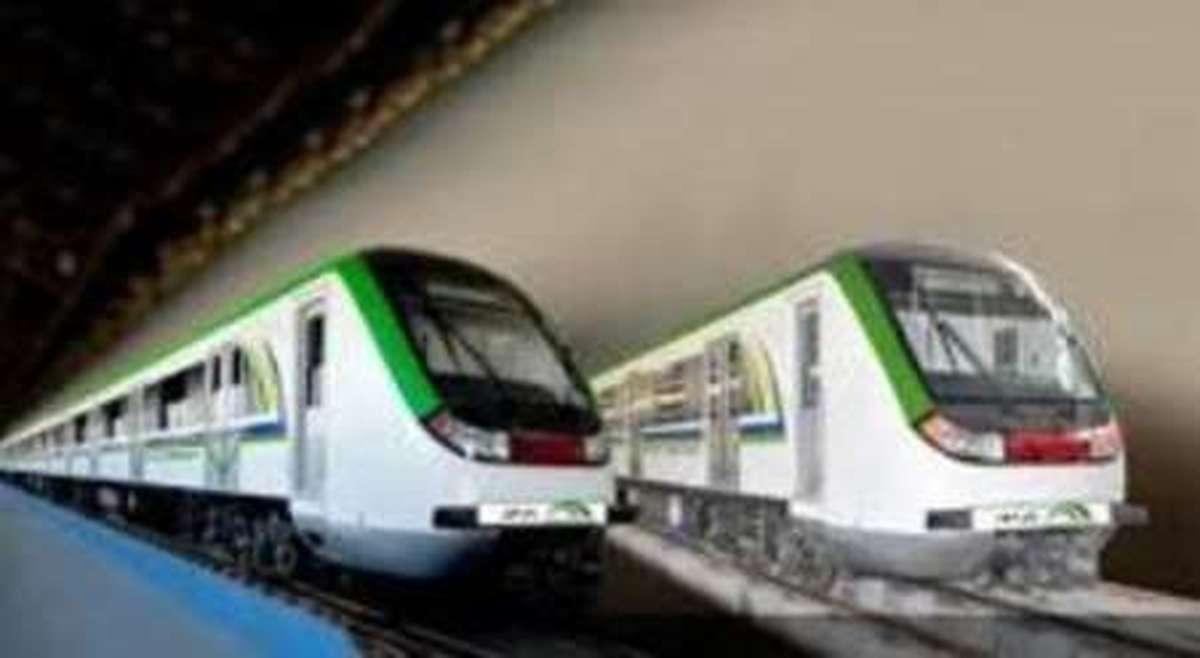 معمای قطار شهری کرج