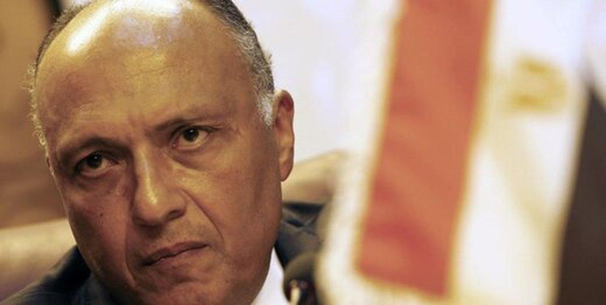 ادامه درگیریهای لفظی بین قاهره و آنکارا؛ پاسخ وزیر خارجه مصر به اردوغان