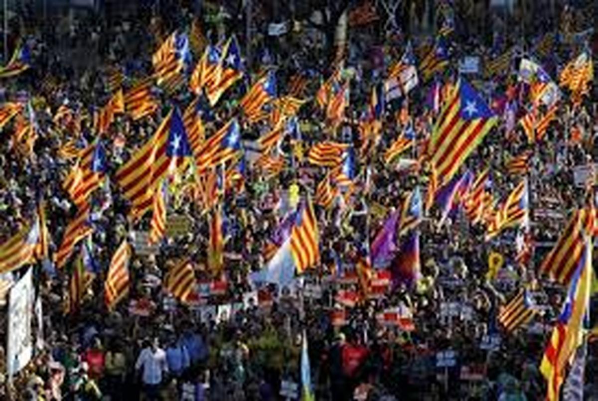 دستگیری 9 تن از جداییطلبان کاتالان به اتهام برنامهریزی برای اعمال خشونت