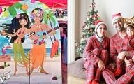 دختر حاشیهساز عضو شورای عالی انقلاب فرهنگی در اینستاگرام اکانت خود را پاک کرد