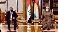 دیدار  دو رهبر سیاسی بعد از 3 سال