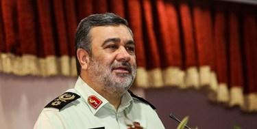 فرمانده نیروی انتظامی: زائران اربعین از سفر بدون گذرنامه به عراق خودداری کنند