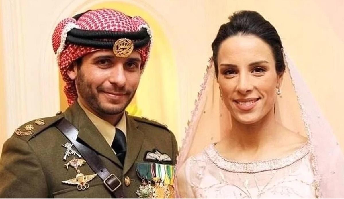 دختر شاهزاده ایرانی با مرد میلیاردر عرب ازدواج کرد+ تصاویر