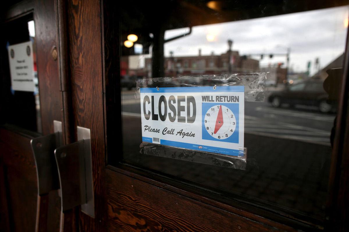 ۱۴۰ هزار شغل طی یک ماه در آمریکا از بین رفت