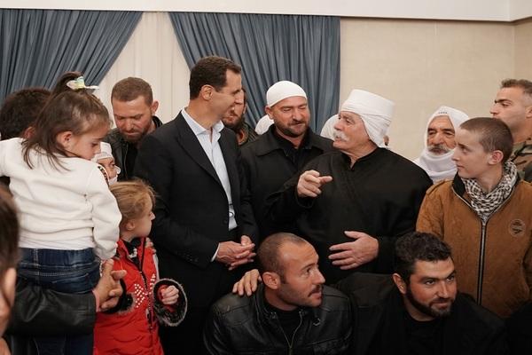 اسد: اولویت دولت رهایی اسیران است