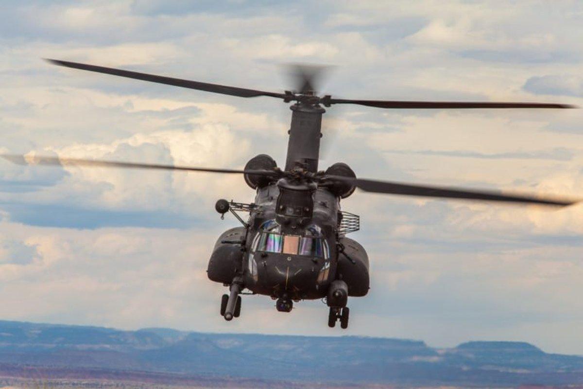 جزییاتی از دو نوع هلیکوپتر فوق پیشرفته استفاده شده در عملیات کشتن رهبر داعش