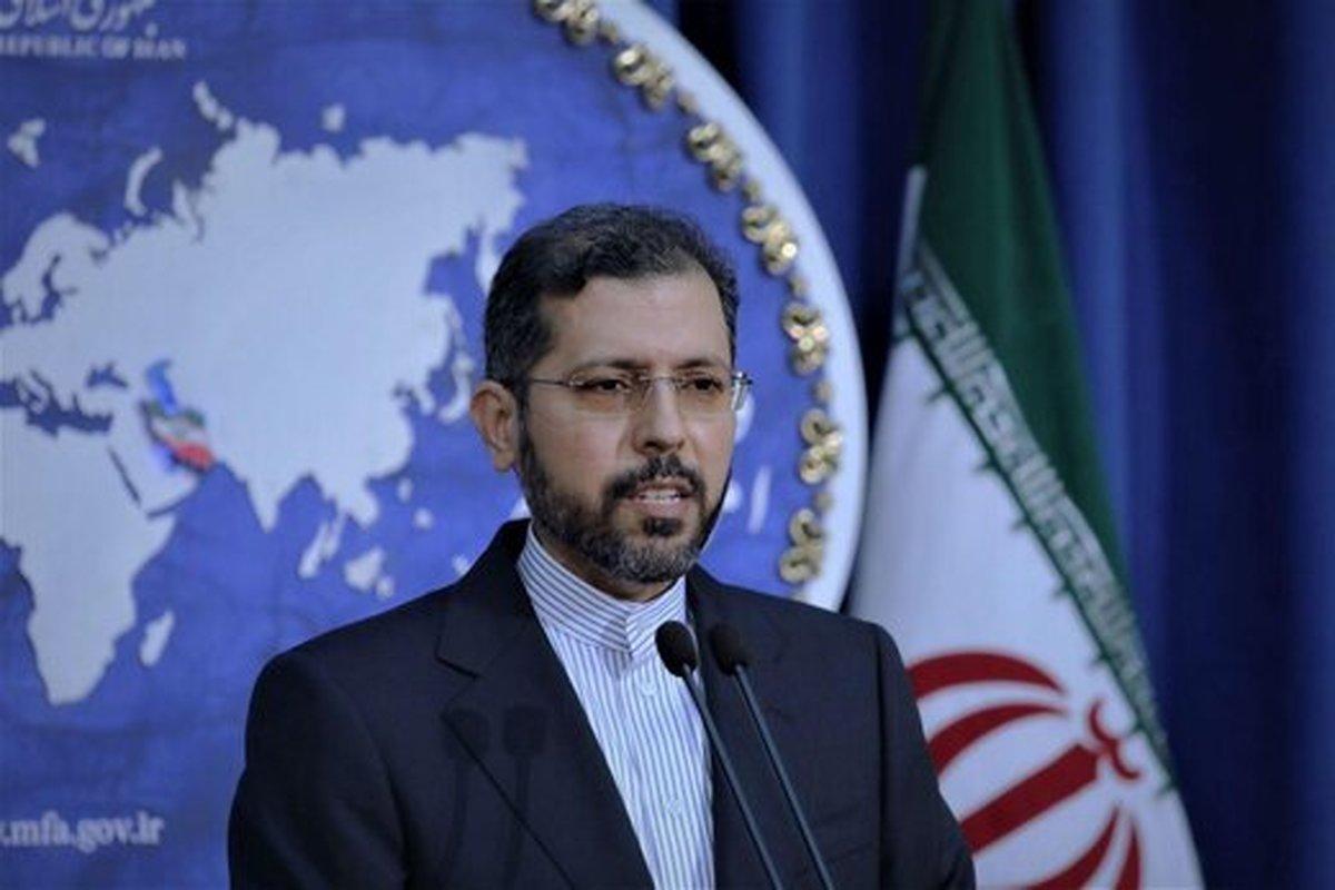 واکنش سخنگوی وزارت خارجه به تحریم های تازه علیه ایران